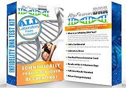 DNA infidelity test kit