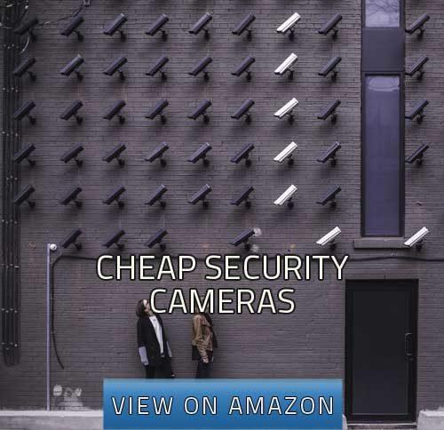 cheap security cameras