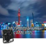 Color CMOS Miniature Cameras