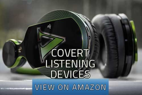 covert listening devices image