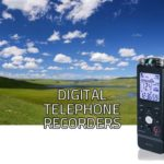 Digital Telephone Recorder: Voice Activated Digital Recorder