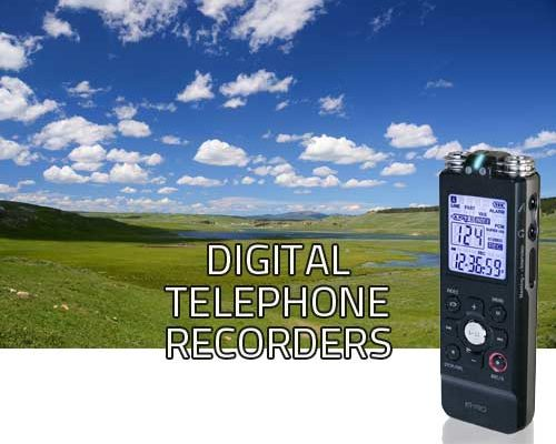 digital telephone recorders image