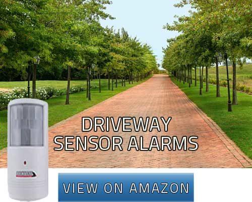 driveway sensor alarms