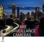 Fake Surveillance Camera: Cheap Dummy Security Cameras
