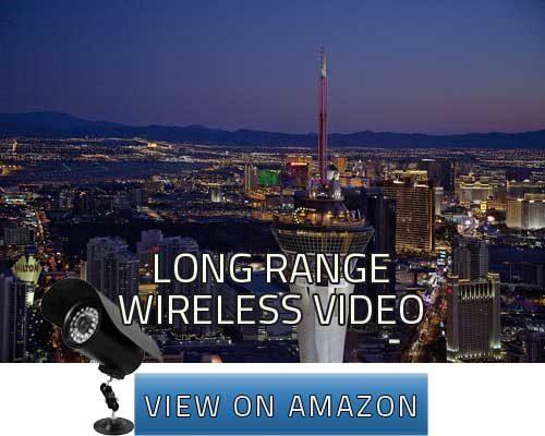 long range wireless video