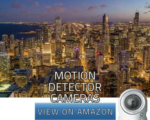 motion detector cameras