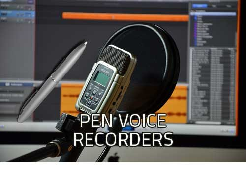 pen voice recorder