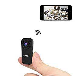 small wireless spy cameras
