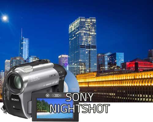 sony nightshot