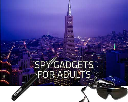 spy gadgets for adults