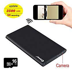 powerbank cam spy gadgets for cell phones