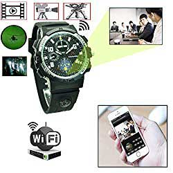spy watch spy equipment listening device