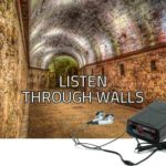 Listen Through Walls With a Wall Microphone