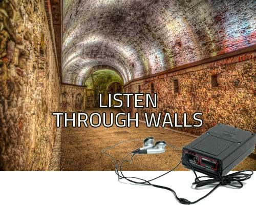 wall microphone