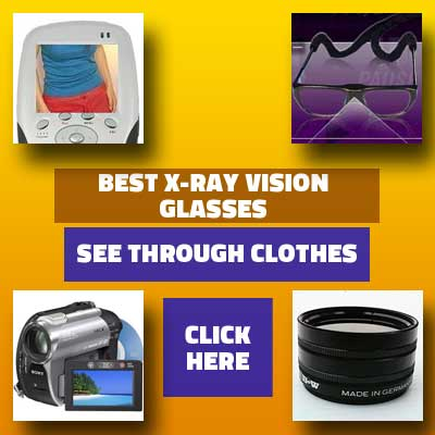 x-ray vision glasses