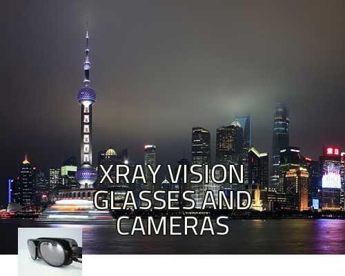 x ray vision glasses